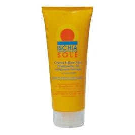 crema viso solare spf 30 ischia cosmetici naturali