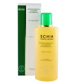 Bagno doccia limone e vitamina c Ischia cosmetici naturali