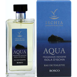 Aqua bosco eau de toilette Ischia sorgente di bellezza