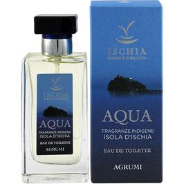 Aqua agrumi eau de toilette Ischia sorgente di bellezza