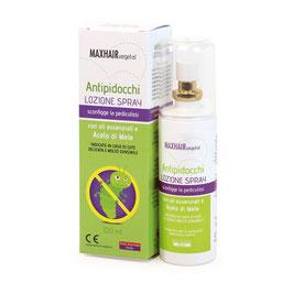 antipidocchi spray maxhair vegetal ce