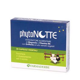 phyto notte integratore Farmaderbe