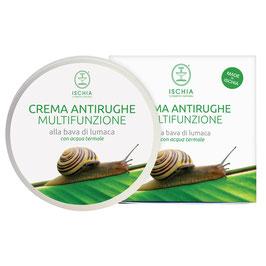 Crema antirughe multifunzione alla BAVA DI LUMACA  e acqua termale 100 ml e 50 ml