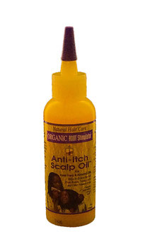 Organic Anti-Itch Scalp Oil-100ml