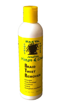 Jamaican Mango & Lime Braid twist Remover 236.57ml