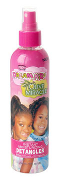 AFR.Prid Dream Kids Olive Miracle Instant Detangler