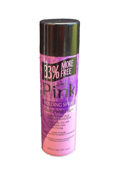Luster's Pink Holding Spray - 397g