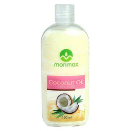 Morimax Virgin 100% Pure Coconut Oil 150 ml