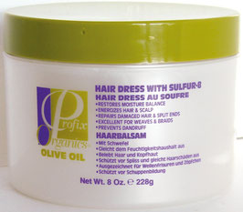 Profix Organic Olive Oil Hair Dress With Sulfur 8