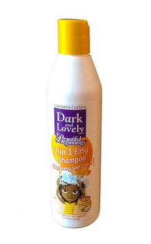 Dark and Lovely Beautiful Beginnings Kids 2-in-1 Shampoo + Condtioner 250 ml