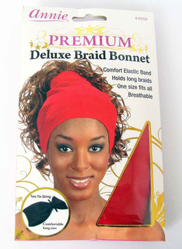 Wave Cap PREMIUM Women Cap/Premium DeLux Wrap Deluxe Braid bonnet