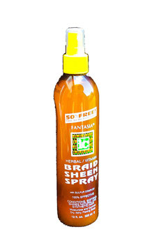 IC Fantasia Braid Sheen Spray-355ml