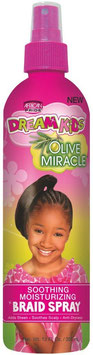 African Pride Dream Kids Olive Miracle soothing moisturizing Braid Spray 355ml