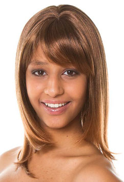 WIG BEAUTY GIRL SYNTHETIC HAIR, WIG- COLOR:P4/27