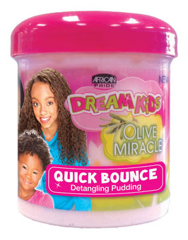 AFR.Prid Dream Kids Quick Bounce detangling pudding