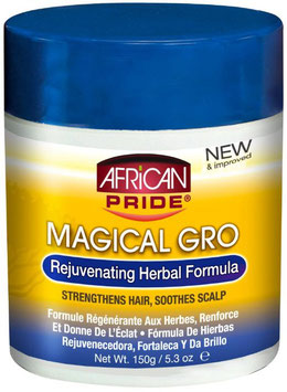African Pride Magical gro Rejuvenating Herbal Formula 150g