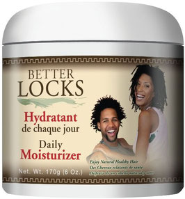 Better Locks Daily Moisturizer - 170g