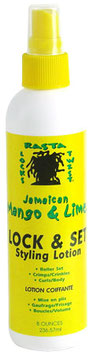 JAMAICAN MANGO & LIME LOCK & Styling lotion