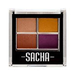 Sacha's Metallic Deep- Quad Eyeshadow