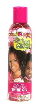 AFRICAN PRIDE DREAM KIDS SHINE OIL 177 ML