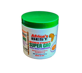 Africa's Best Super Gro Hair & Scalp Conditioner 149g, maximum strength