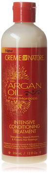 Cream of'Nature Argan Oil Intensive Cond.Treatment 12o