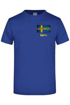 """T-Shirt """"Schwedencamper"""""""