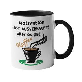 "Tasse ""Motivation"""