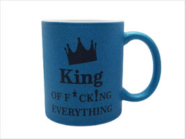"Tasse ""King of"""