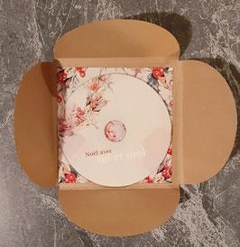 Noël avec toi et moi CD