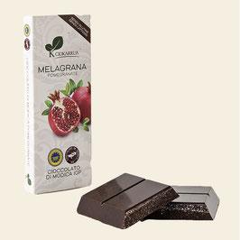 Schokolade aus Modica, verschiedene Sorten
