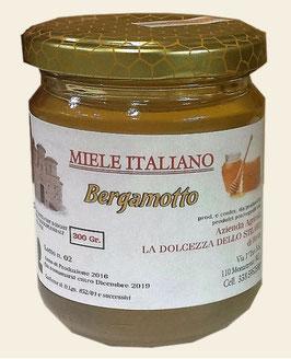 Bergamotte - Honig