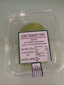 Kandierte Zitronatzitrone