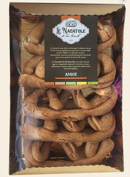 Nacatole - kalabrische Kekse mit Anis oder Bergamotte