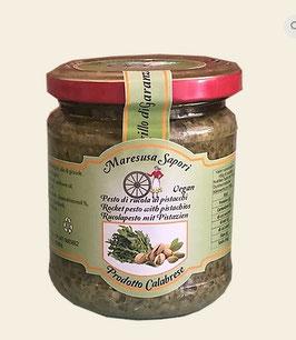 Pesto di Rucola e Pistacchio - Pesto aus Rucola und Pistazien