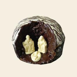 """Panettone artigianale al cioccolato """"Natività"""""""