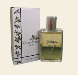 Parfüm aus Kalabrien: Jasminblüten / Cedro / Veilchen / Olivenblüten