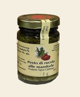 Pesto di Rucola e Mandorle - Pesto aus Rucola und Mandeln
