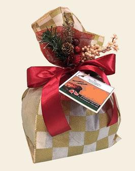Panettone artigianale al bergamotto e cioccolato - mit Bergamotte & Schokolade