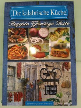 """Buch """"Die kalabrische Küche - Rezepte, Gewürze, Feste"""""""