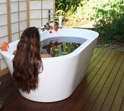 Hair & Scalp Treatment with Organic Moor Mud