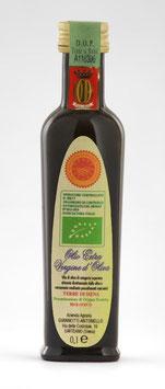 n.6 bottiglie regalo da 0,10 l DOP Terre di Siena Biologico 2020