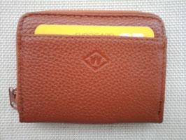 Porte monnaie 2 compartiments cuir
