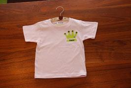 CROWN☆Tシャツ≪ベビーピンク≫