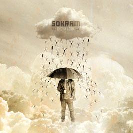 "LP ""CHUVIA ÁCIDA"" - SOKRAM / PACK ED.LIMITADA: VINILO+CD+FANZINE"