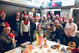 Nikolaustrailen und -feier 2019