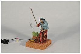 Pescador en  21 Centímetro mv