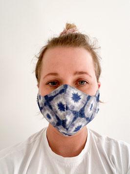 Mund - & Nasenmaske Blue