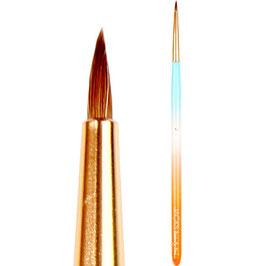 2 Mini Eyeliner Brush
