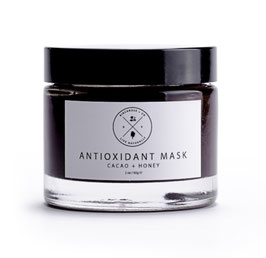 Antioxidant Mask: Cacao + Honey